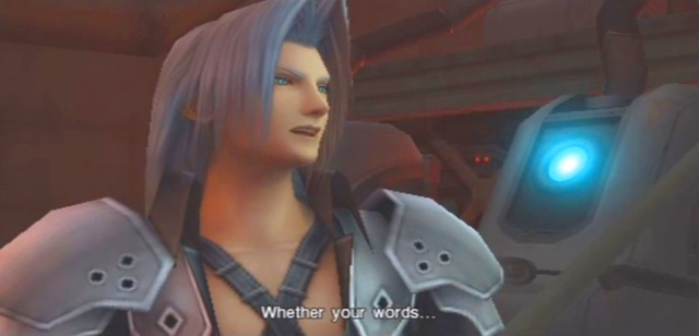 Crisis Core FFVII Sephiroth and Genesis Dialog from YouTube-'BrySkye' channel (42)