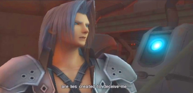Crisis Core FFVII Sephiroth and Genesis Dialog from YouTube-'BrySkye' channel (43)