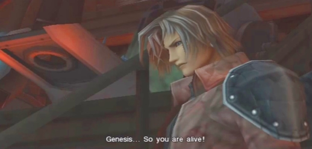 Crisis Core FFVII Sephiroth and Genesis Dialog from YouTube-'BrySkye' channel (6)
