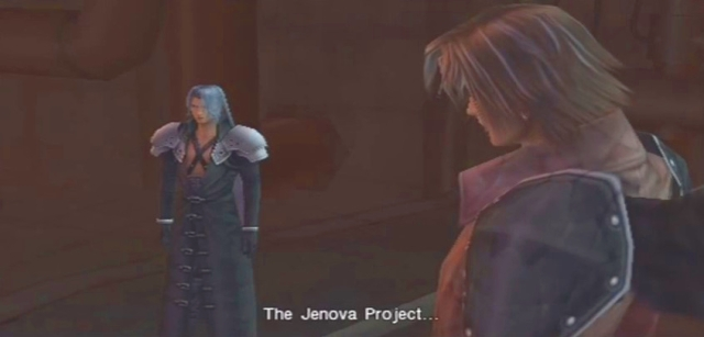 Crisis Core FFVII Sephiroth and Genesis Dialog from YouTube-'BrySkye' channel (8)