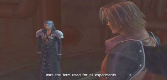 Crisis Core FFVII Sephiroth and Genesis Dialog from YouTube-'BrySkye' channel (9)
