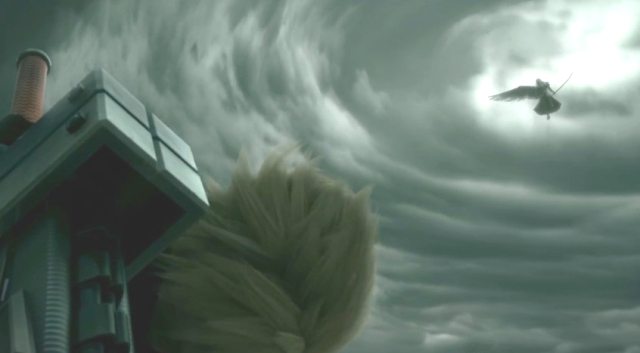 FFVII Advent Children Complete Ascended-Advent Sephiroth from YouTube channel 'karoth31'