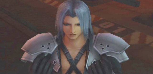 FFVII Crisis Core Sephiroth 'Am I a Human Being' from YouTube-'BrySkye' channel (1)
