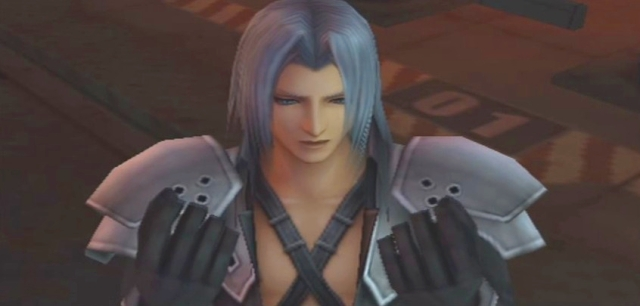 FFVII Crisis Core Sephiroth 'Am I a Human Being' from YouTube-'BrySkye' channel (2)