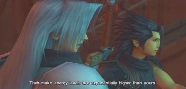 FFVII Crisis Core Sephiroth's Origins Part 1 from YouTube- channel 'BrySkye' (16)