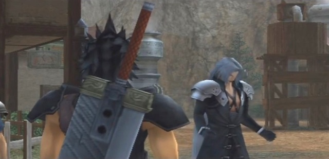 FFVII Crisis Core Sephiroth's Origins Part 1 from YouTube- channel 'BrySkye' (4)