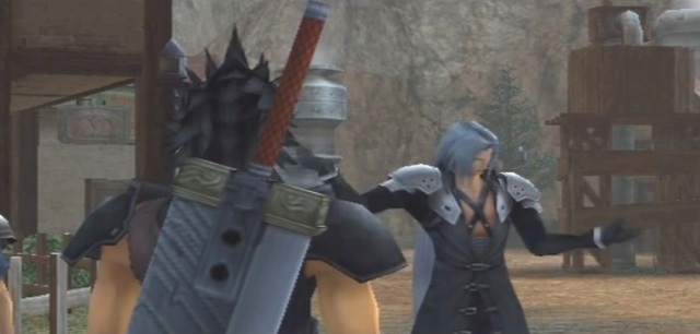 FFVII Crisis Core Sephiroth's Origins Part 1 from YouTube- channel 'BrySkye' (8)