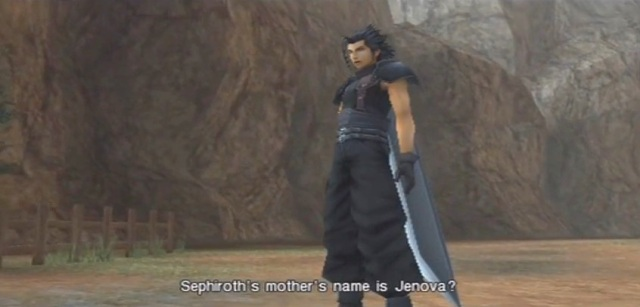 FFVII Crisis Core Sephiroth's Origins Part 1 from YouTube- channel 'BrySkye' (9)