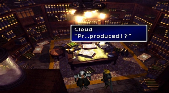 "Cloud: ""Pr...produced!?"""