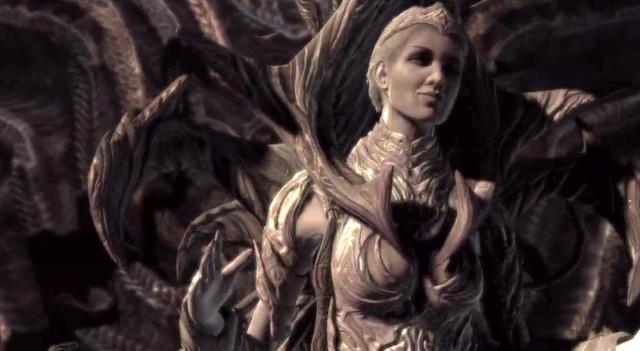 Gears of War 2 Queenly Myrrah from YouTube
