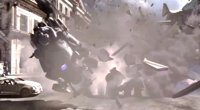 Gears of War 3 Raam's Shadow Locust Emergence Hole Sequence from YouTube (2)