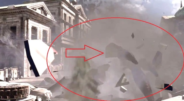 Gears of War 3 Raam's Shadow Locust Emergence Hole Sequence from YouTube (3)