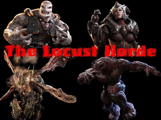 Gears of War Locust Horde Intro