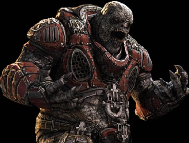Gears Of War And The Bible Part 1 The Locust Horde Video Games