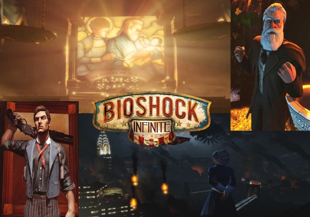 BioShock Infinite Intro