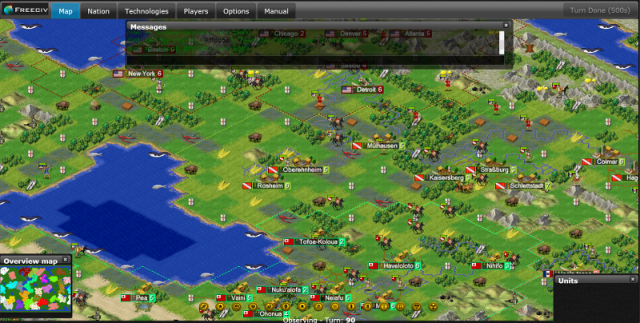 Freeciv-web-screenshot-2014 from Freeciv Official Site