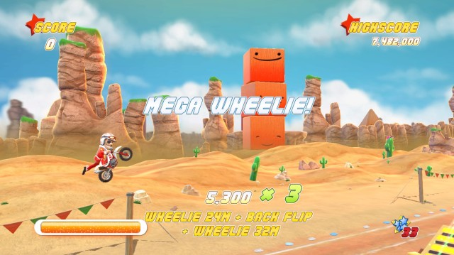 Joe Danger Screenshot 1