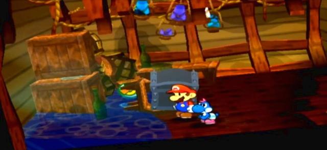 Mario nods.