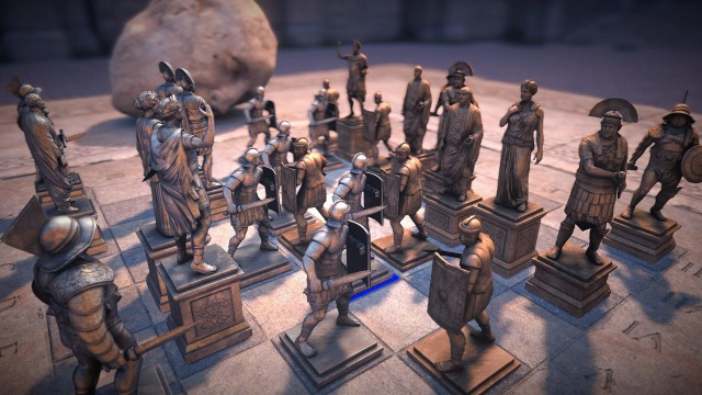 1080663991 Pure Chess Screenshot from PS store page