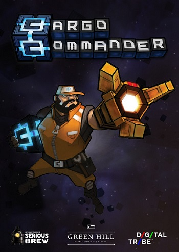 Cargo Commander Box Art from Official Assets