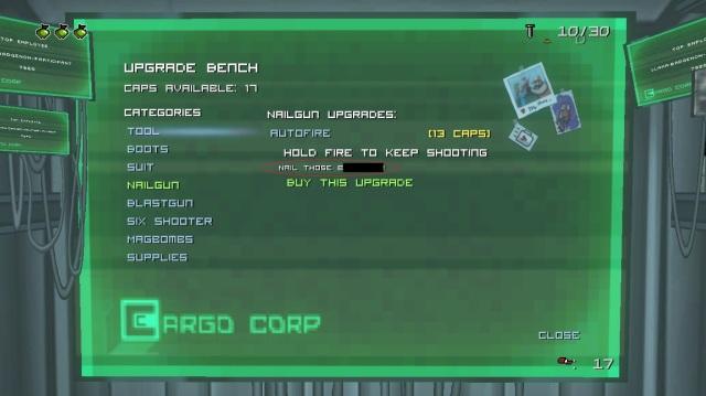 Cargo Commander profanity screenshot 1