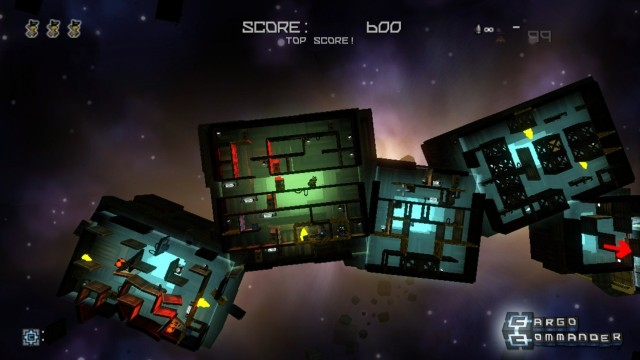 Cargo Commander Screenshot 3 from Steam Store Page