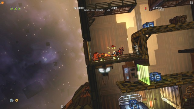Cargo Commander Screenshot 4 from Steam Store Page