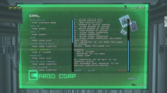 Cargo Commander Screenshots batch 1 (2)