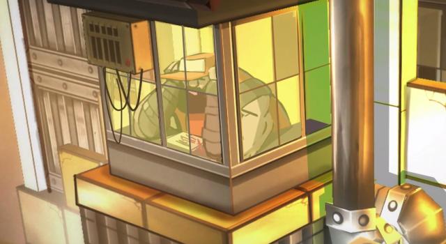 Cargo Commander Screenshots from official Trailer (2)