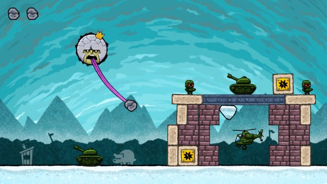 King Oddball Screenshot 1 from PlayStation Store Page