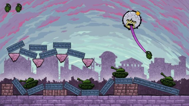 King Oddball Screenshot 2 from PlayStation Store Page