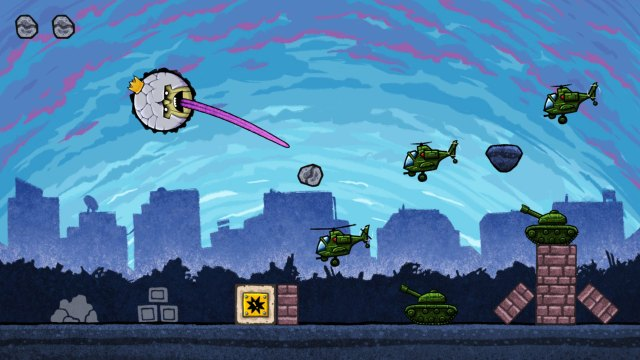 King Oddball Screenshot 3 from PlayStation Store Page