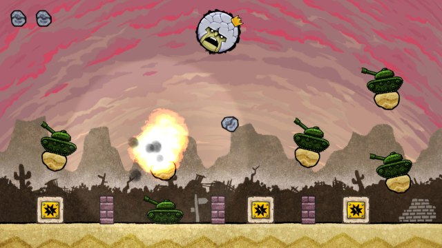 King Oddball Screenshot 5 from PlayStation Store Page