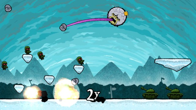King Oddball Screenshot 6 from PlayStation Store Page