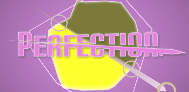 Perfection Logo from Official Presskit