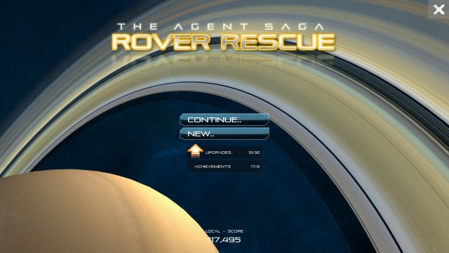 Rover Rescue Screenshot 6 from Steam Store Page