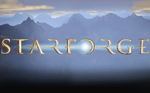 StarForge Logo Composite Assembled from Official Presskit