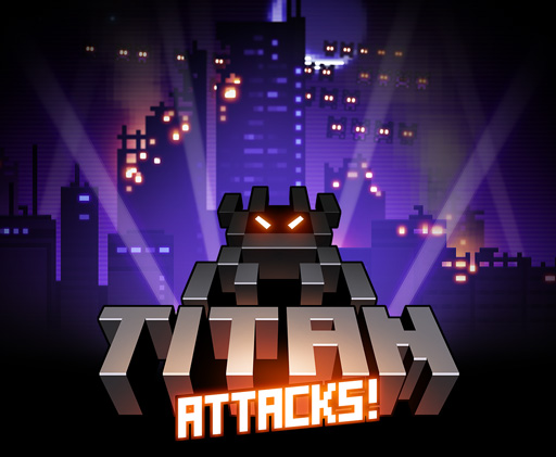 Titan Attacks! Logo from Official Website