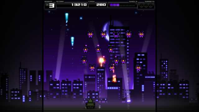 Titan Attacks! Screenshot 1 from Press Assets