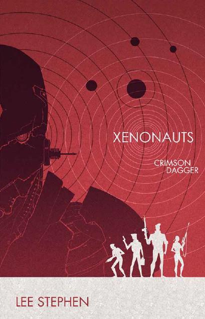 Xenonauts Novella Cover