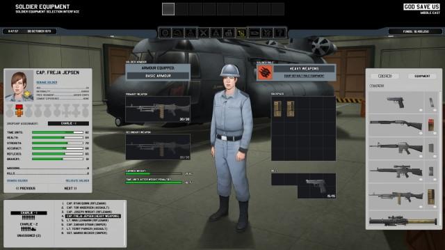 Xenonauts Screenshots batch 1