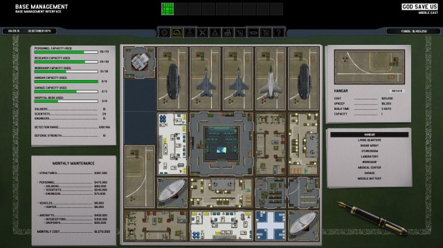Xenonauts Screenshots batch 5