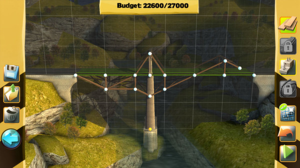 Bridge Constructor Screenshot 2 from Steam Store Page