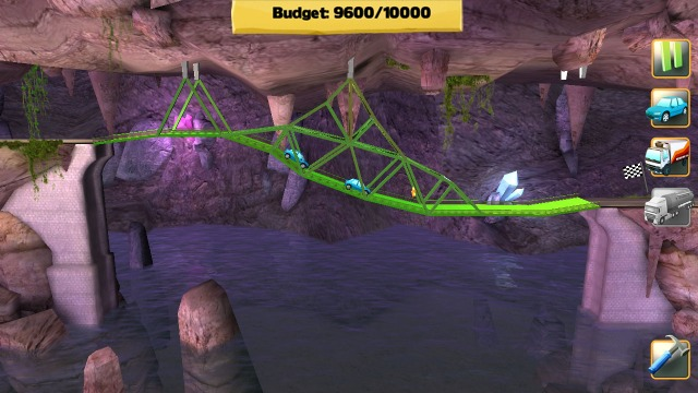 Bridge Constructor Screenshot 3 from Steam Store Page