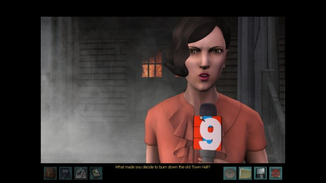 Nancy Drew AIA Screenshot 1