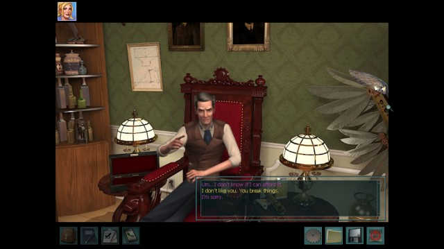 Nancy Drew AIA Screenshot 3