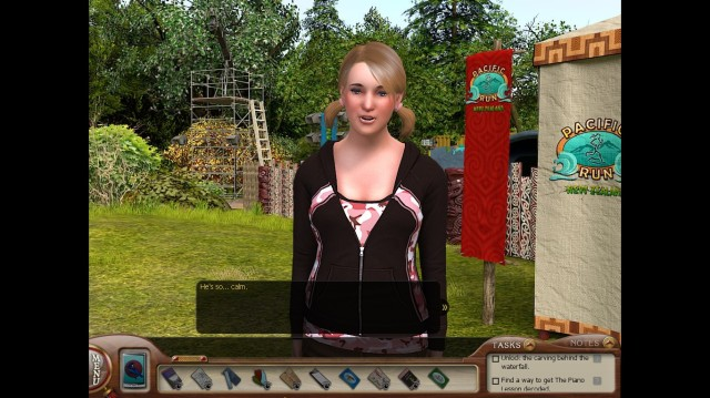 Nancy Drew MED Bess-Patrick Screenshot bundle (2)