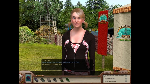 Nancy Drew MED Bess Screenshots bundle (4)