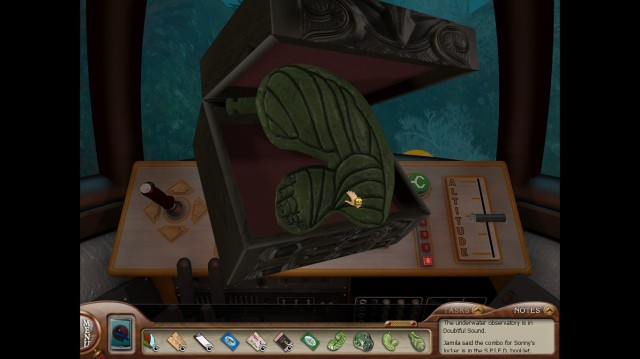 Nancy Drew MED Hei Tiki Screenshot bundle (2)