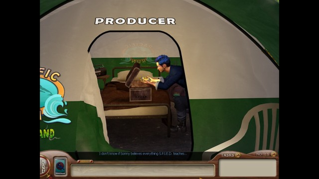 Nancy Drew MED Screenshot 3